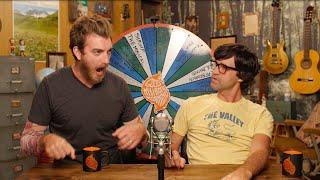 Rhett's People Watching Adventures