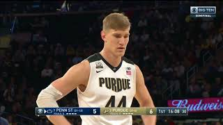 Penn State v Purdue  NCAA Men's Basketball March 3, 2018