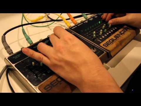 PEDALBORED - Electro Harmonix Sequencer Drum