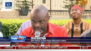 2019 Election: APC Faction In Imo Flays Okorocha's Antics