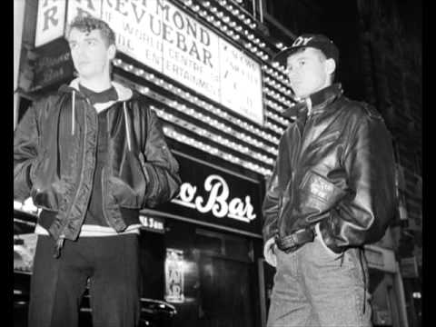 Pet Shop Boys-In the Night Original Mix Clothes Show Theme