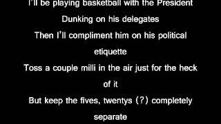 Billionaire - Travie McCoy ft. Bruno Mars [Lyrics]