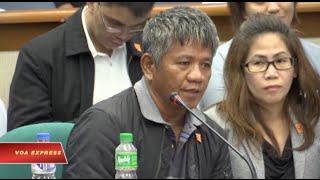 Cựu sát thủ Philippines: Ông Duterte từng tự tay giết nhân viên bộ tư pháp