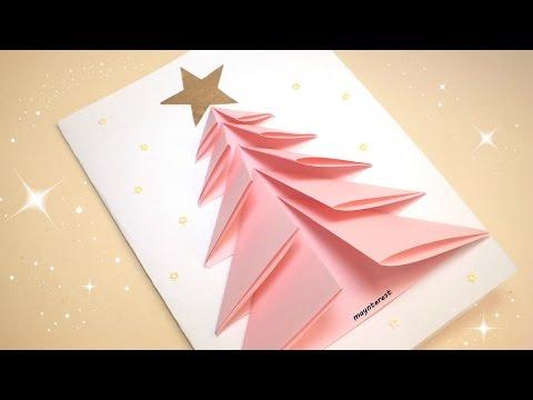 Postales De Navidad Faciles De Hacer Top Plantilla Pastel Tarjetas