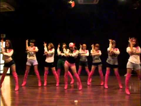 SNSD - Oh! (Original Version) Rehearsal