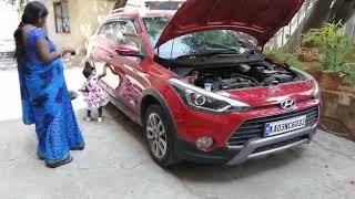 Baby car wash