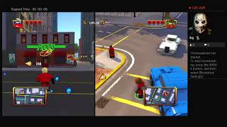 PS4 Walkthrough LEGO Incredibles 2 HOW TO GET DORY from Disney's Finding Nemo