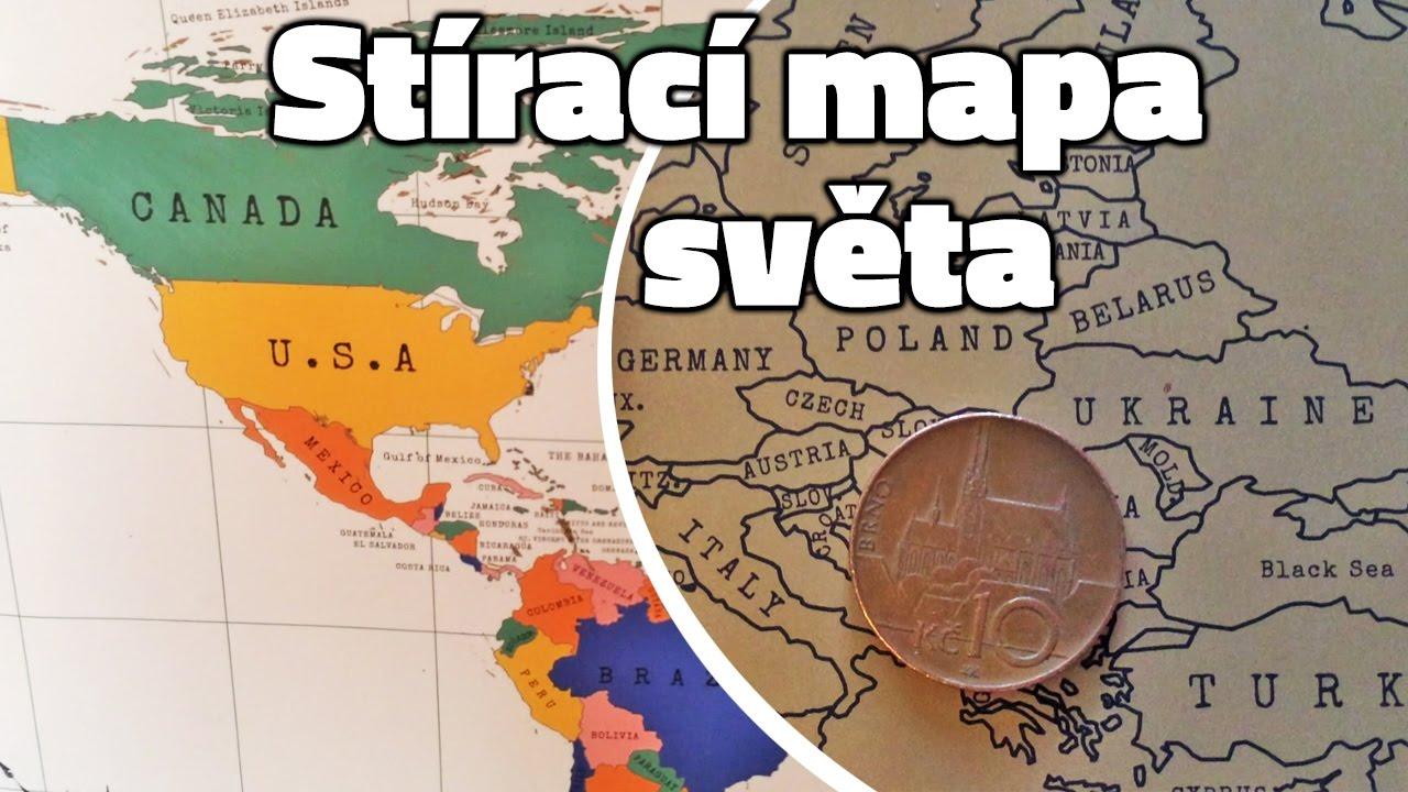 Plansch Karta Svijeta