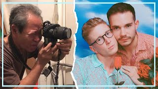 Getting Glamourshots at a One Hour Photo Studio (ft. Korey Kuhl)