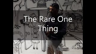 The Rare One Thing Session by Anupam Jaiswal