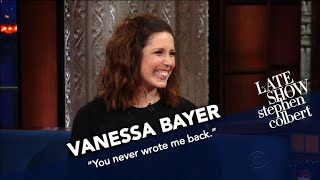 Vanessa Bayer Shares An Email She Wrote Stephen 13 Years Ago