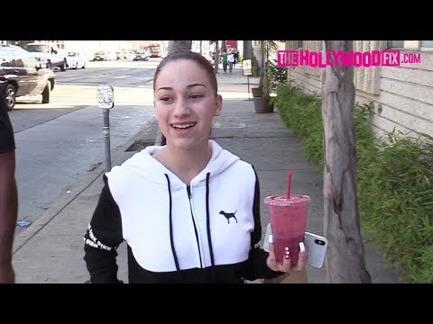 Danielle Bregoli Announces Her New Bhad Bhabie Mixtape & Tour While Shopping For Jordans On Fairfax