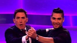 Louis Smith teaches Rob Brydon to Tango – BBC One
