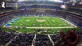 2015 Alamo Bowl Pregame