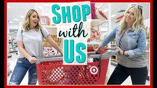 Shop With Me | TARGET Shopping Spree! Opalhouse and more!