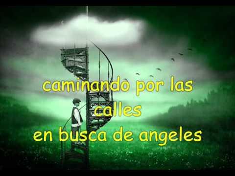 skillet looking for angels (en busca de angeles subtitulada  en español)