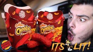 Flamin' Hot Mac N' Cheetos TASTE TEST!
