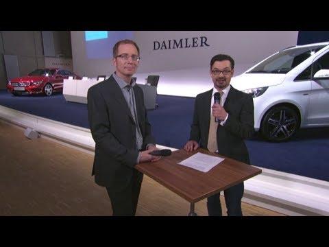 Expert Talk | Daimler Mobilitätskonzepte - JPK 2014