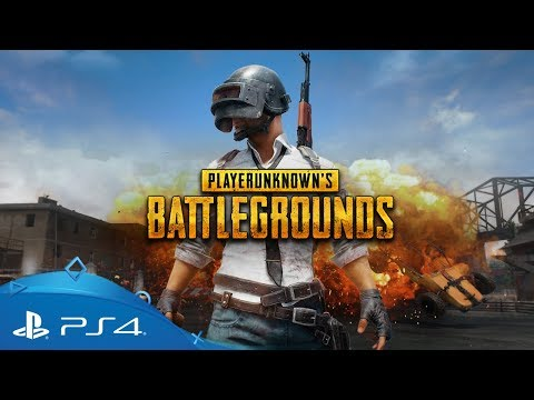 PLAYERUNKNOWN'S BATTLEGROUNDS | Kunngjøringstrailer | PS4