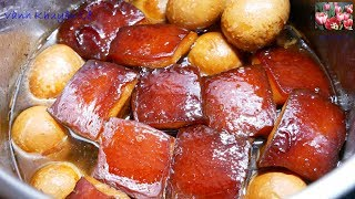 THỊT KHO TÀU Cấp tốc - Món ăn ngày Tết - Kho nhanh và ngon nhất với Instant Pot IP by Vanh Khuyen