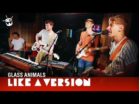 Glass Animals - 'Pork Soda' (live on triple j)