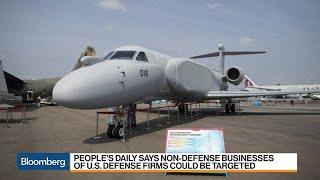 China sancionará a empresas estadounidenses involucradas en cualquier acuerdo de armas con Taiwan