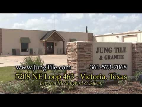 Jung Tile - Testimonial Video Commercial - Victoria, Texas