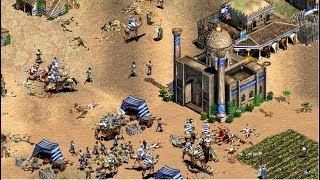 TOP 1 MUNDIAL VS TOP 2 MUNDIAL AGE OF EMPIRES 2
