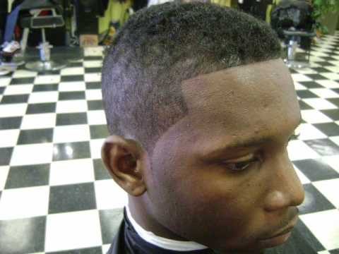 Black Men Mohawk Designs