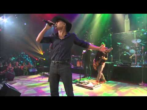 Tim McGraw Live