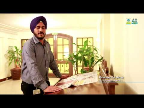 Ravinder Pal Singh on his experience with BPCL