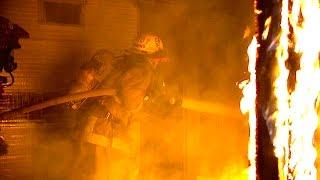 Risk Takers - 101 - Urban Firefighters | FULL LENGTH | MagellanTV