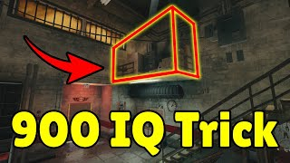 The NEW * 900 IQ * Trick To Reach This Hiding Spot | Clash + Melusi Combo is OP - Rainbow Six Siege
