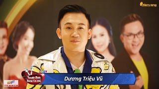 Dương Triệu Vũ tiết lộ quen biết Thu Trang qua danh hài Hoài Linh | Tuyệt đỉnh song ca nhí