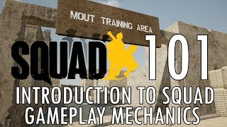 Intro to Squad: Gameplay Mechanics, Game Modes, and Tips for New and Beginner Players