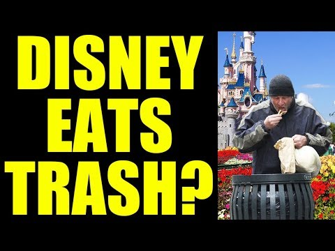 Disney Employees Eat From Garbage to Survive? Walt Disney's Niece Abigail Disney SLAMS CEO Bob Iger