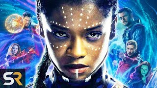 Avengers 4 Theory: Shuri Will Figure Out How Dead Heroes Return