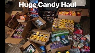 HUGE HALLOWEEN CANDY HAUL