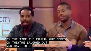 Wayans brothers on WCL Part 1