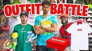 2HYPE $6000 Outfit + Sneaker Battle