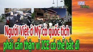 Người Việt ở Mỹ có quốc tịch phả-i c-ẩ-n th-ậ-n vì I-C-E…  - Donate Sharing