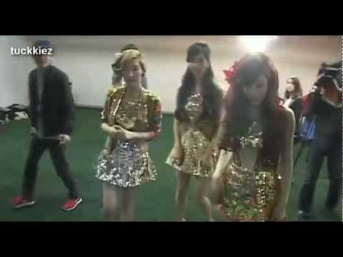SNSD: The Funniest Girl Group Part 2