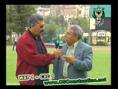 WAT 1 - CSC 1 : Déclaration de Mr Sanaa