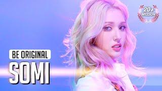 [BE ORIGINAL] SOMI(전소미) 'DUMB DUMB' (4K)