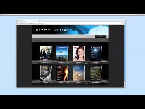 Le Journal Électronique Multimédia par Blue Storm Média