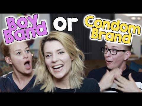 Not too deep with tyler oakley grace helbig musica movil