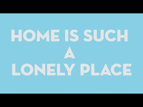 Home Is Such A Lonely Place - blink-182