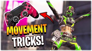 2 SIMPLE Movement Techniques to IMPROVE your game! (Apex Legends PS4)