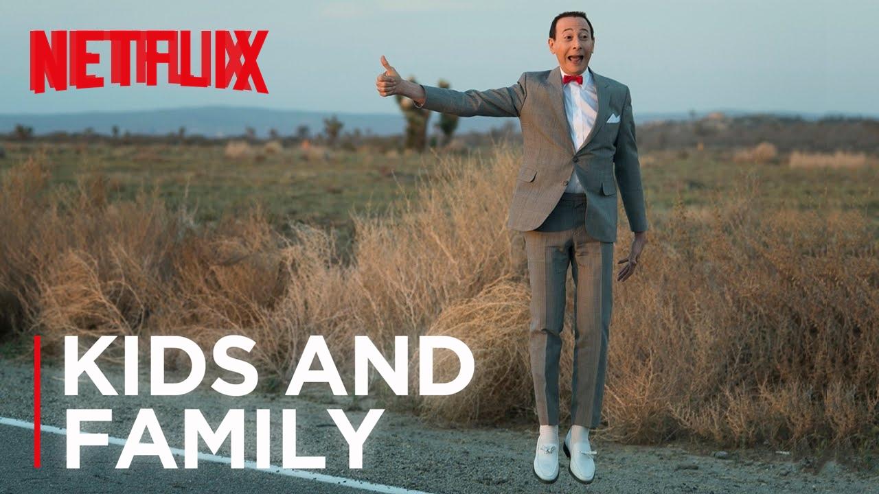 Pee-wee's Big Holiday (2016) Трейлър