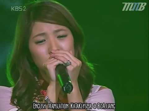 [MNB] BoA - My Prayer (Live 040924) [THAI SUB]